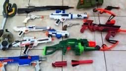 First Grade Gun