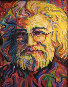 In the Attics of My Life, Jerry GarciaLives