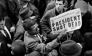 Where Were You When President Kennedy Was Murdered?