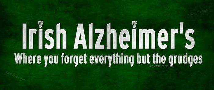 Irish Alzheimers